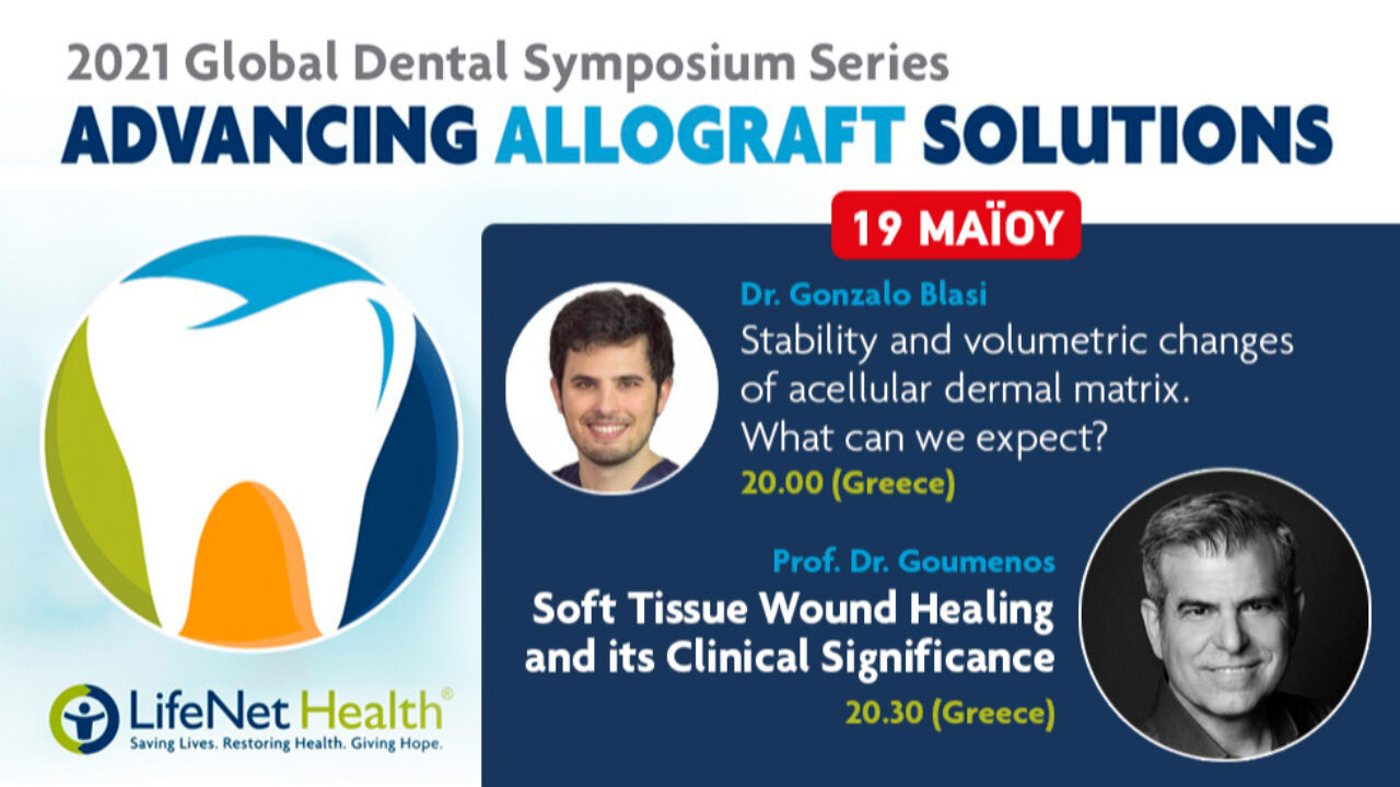 Global Dental Symposium Series – Webinar with Prof. Dr. Goumenos